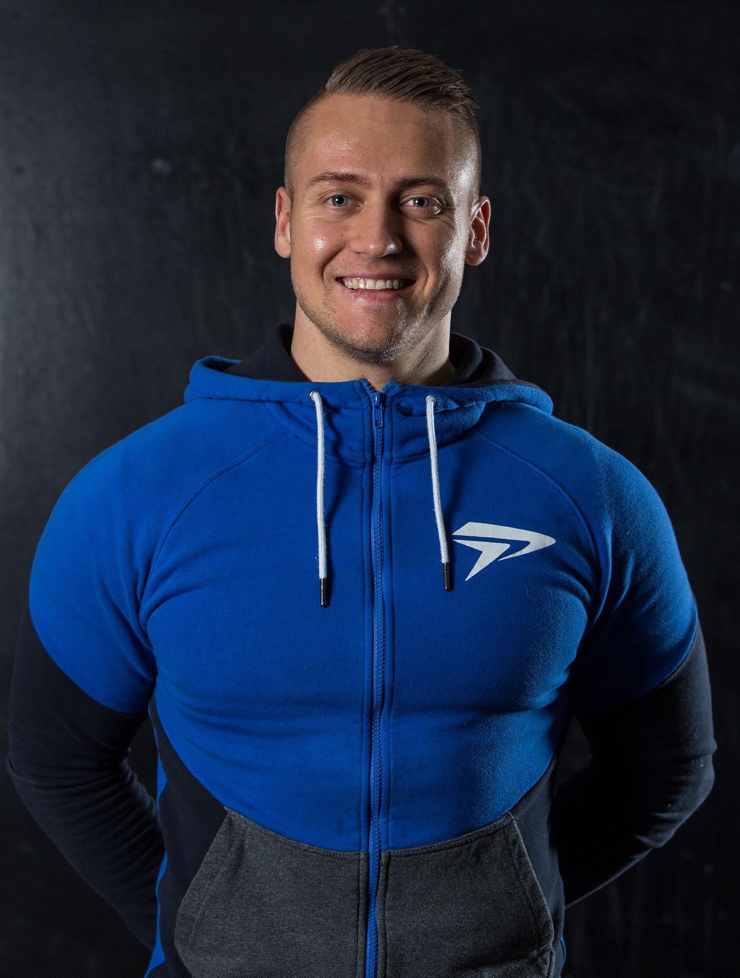 ANDRE SVANEVIK - Personlig trener--