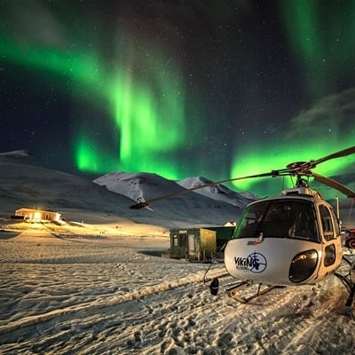 SEE THE NORTHERN LIGHTS -