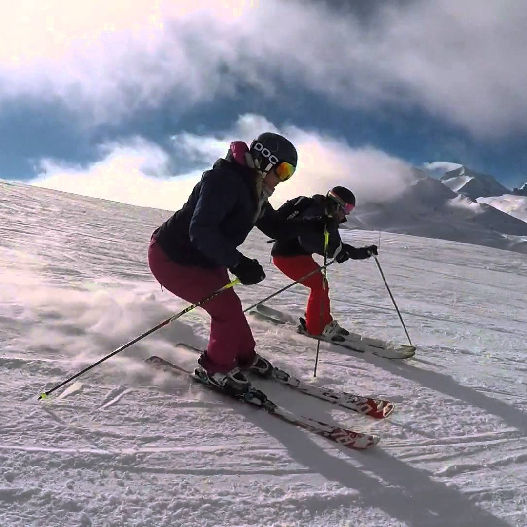 SKI WEEKEND WITH A SPORTING LEGEND -