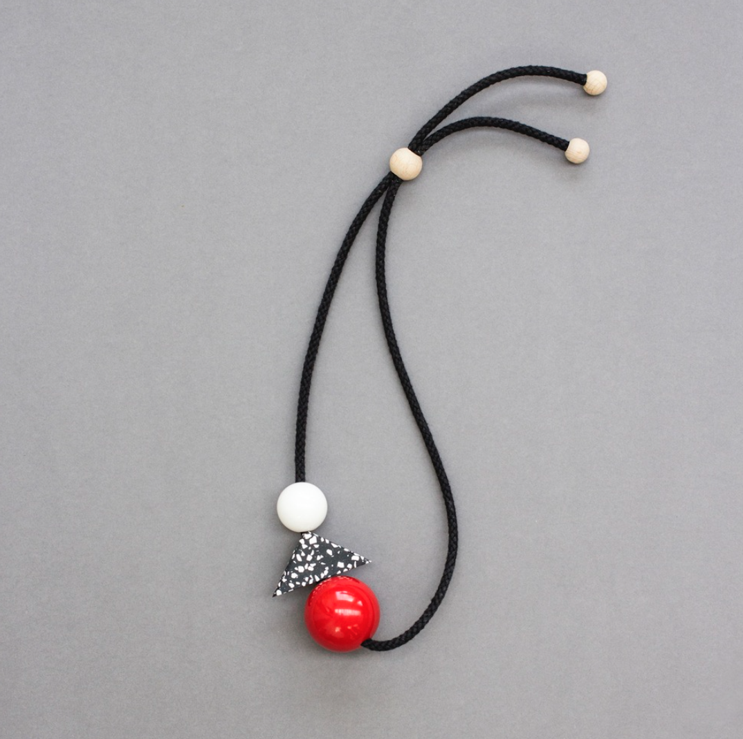 Teo Necklace £45, One We Made Earlier