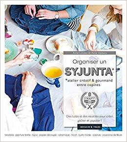 Retrouvez mon modèle Syjunta dans le livre d'Anne Loiseau et Anne Ventura aux éditions Dessain et Tolra, 2019