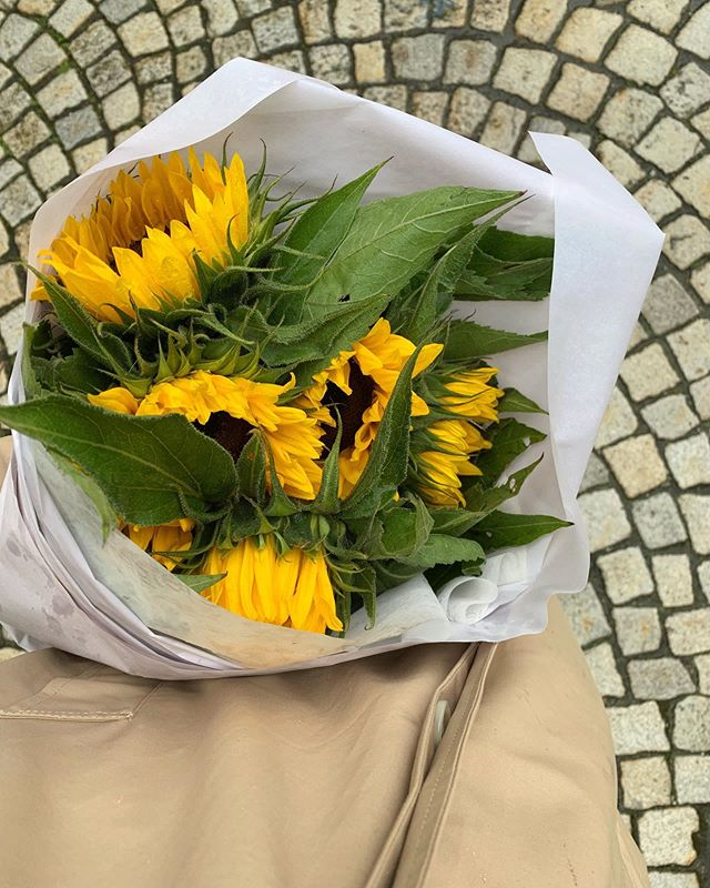 Fav blomstersesong🌻