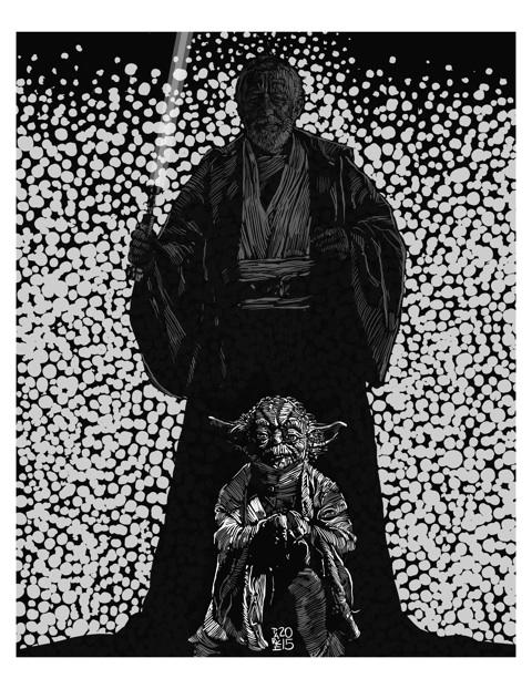 Steve Parke, Obi-Wan & Yoda