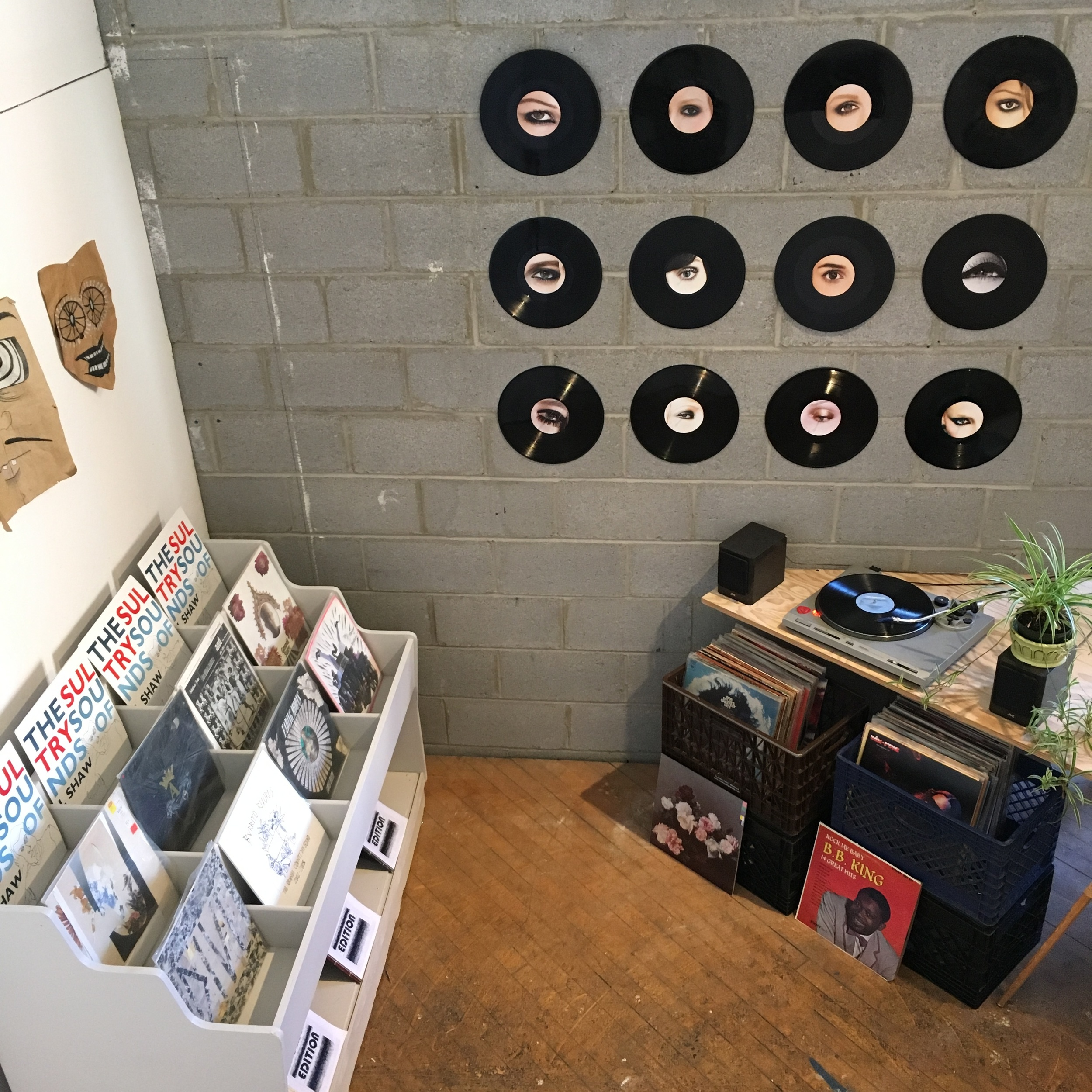 Copy of Post Contemporary Record Store