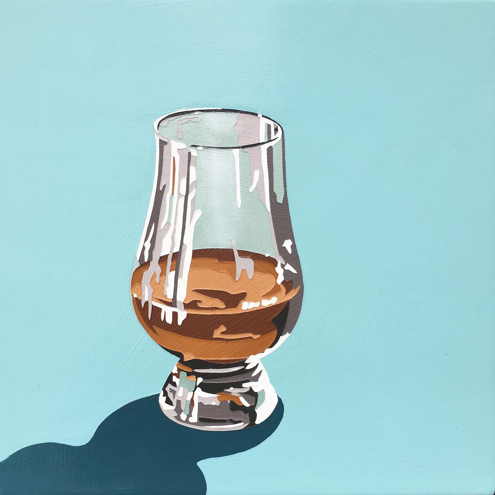 Bourbon Cocktail (neat 1)