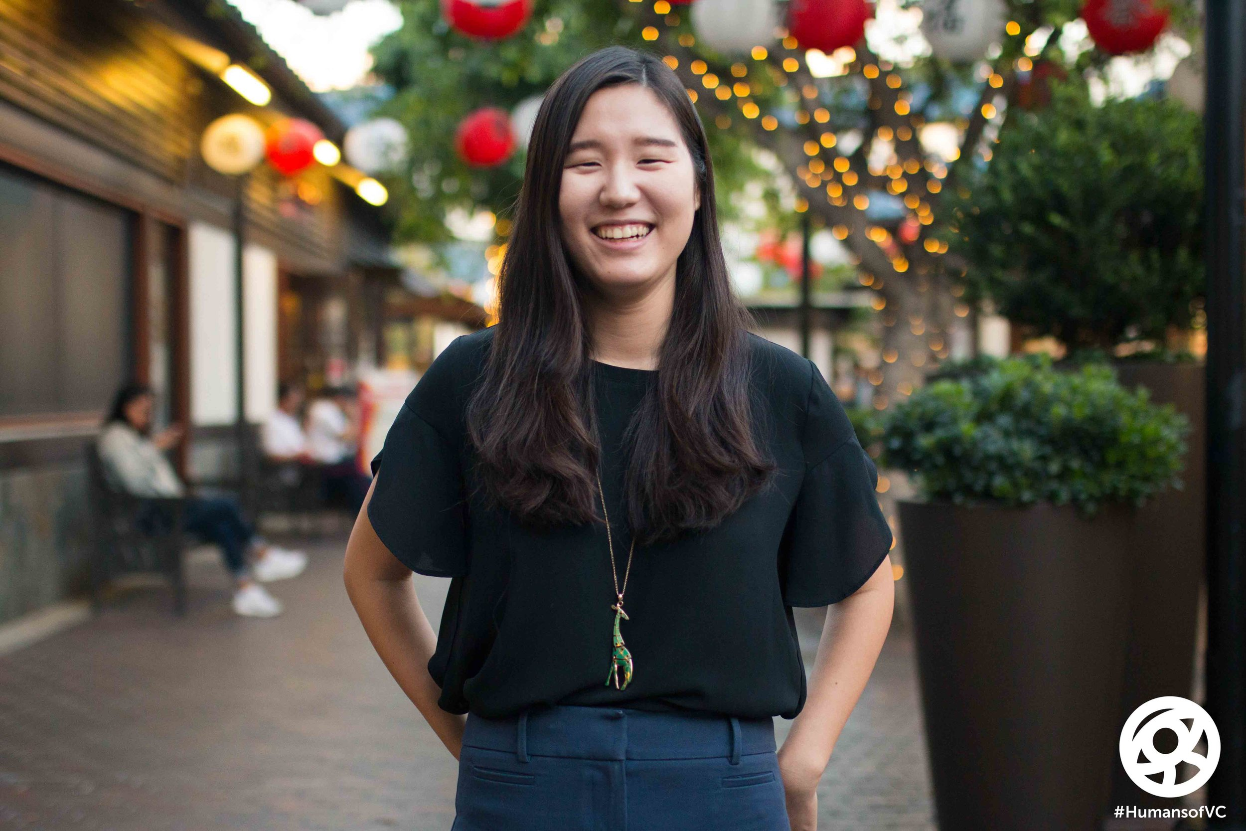 Connie Oh, 2016 VC Intern, Program Coordinator at LEAP
