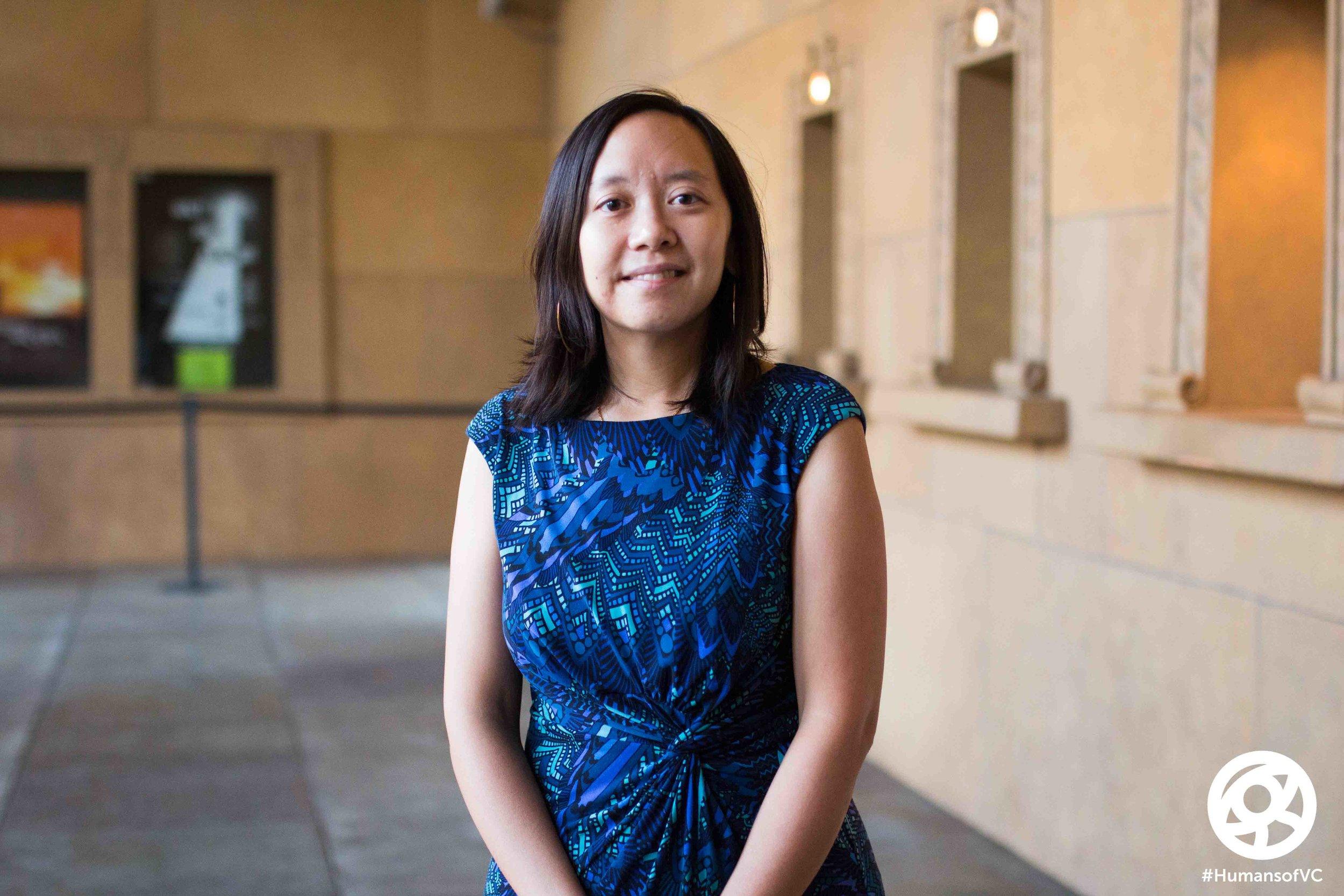 Lindy Leong, LAAPFF Programmer