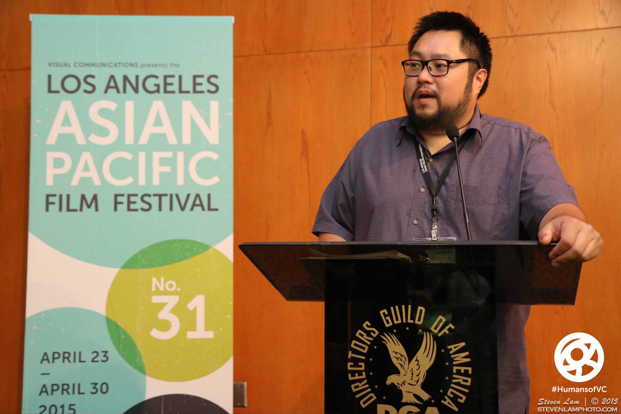 Anderson Le, VC Donor/LAAPFF Artistic Consultant