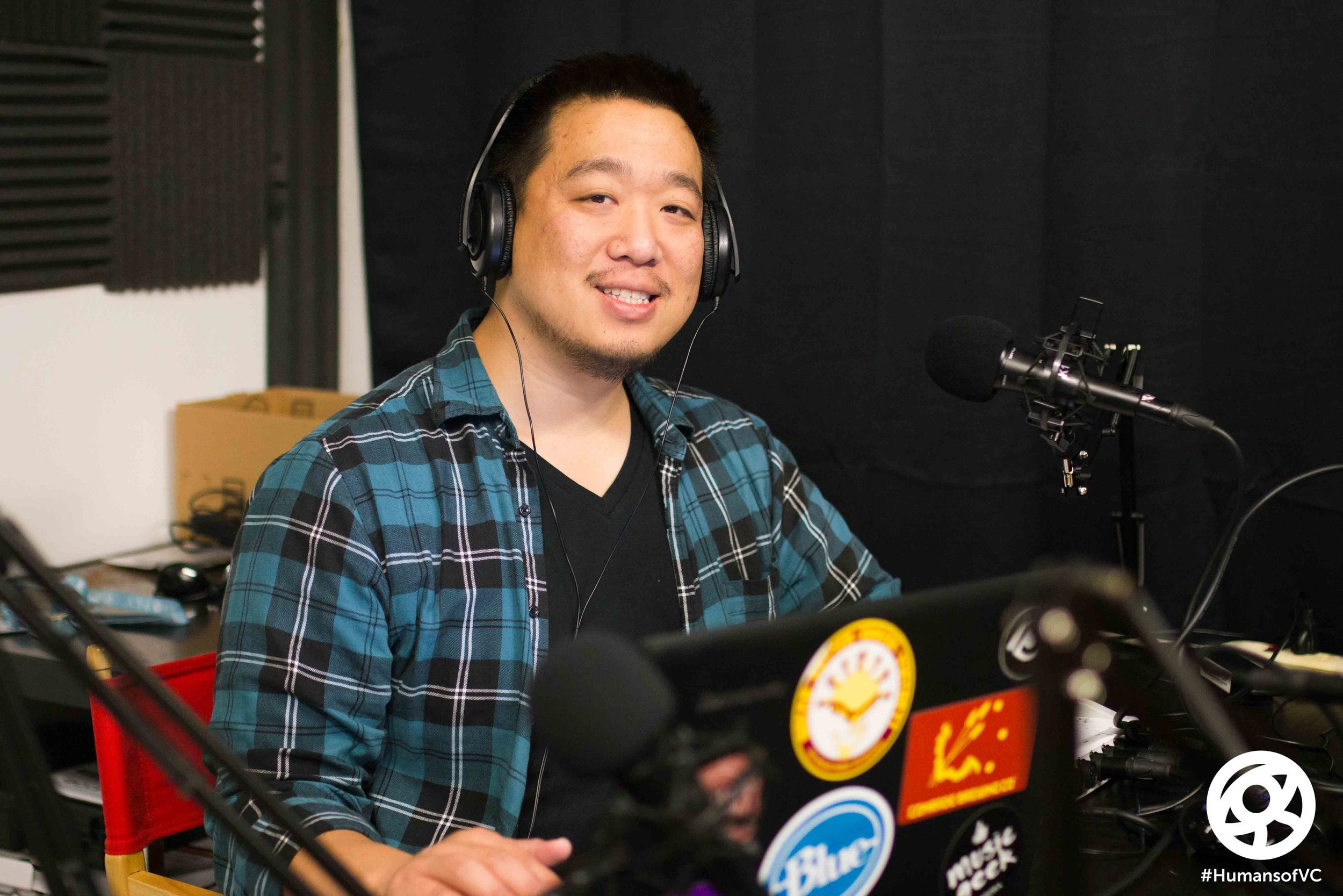 Marvin Yueh, Podcast Producer/Associate Director at Kollaboration