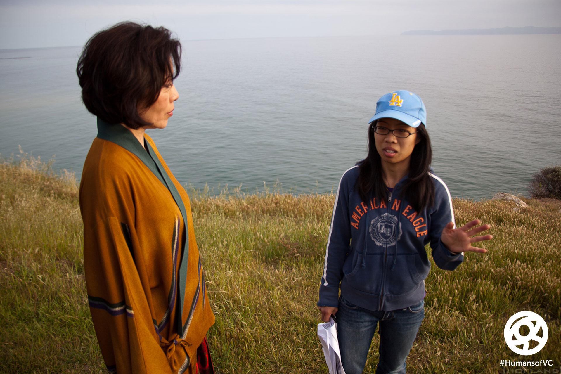 Erin Li, 2011 AWC Fellow/Filmmaker