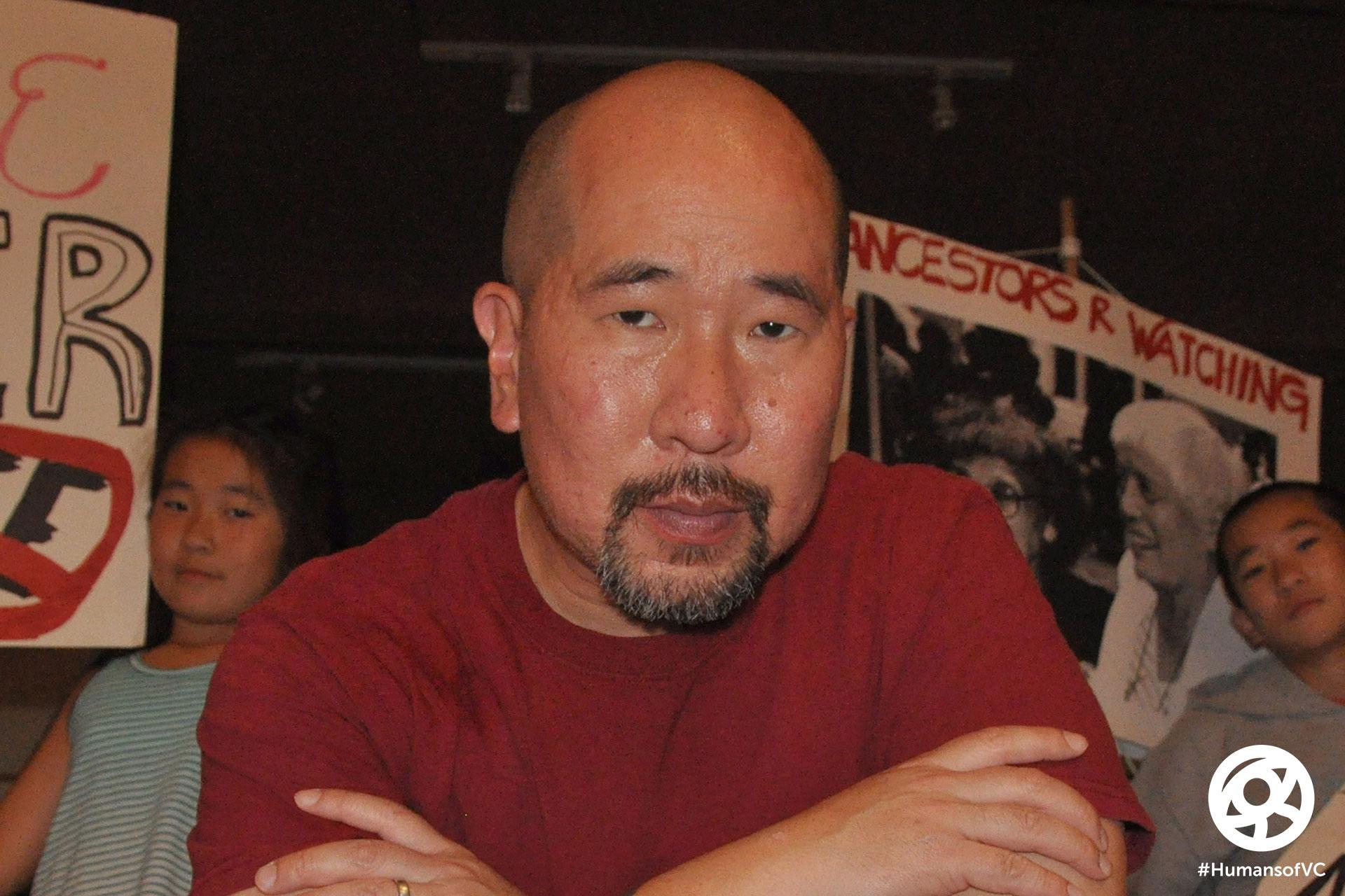 Steven Wong, VC Member