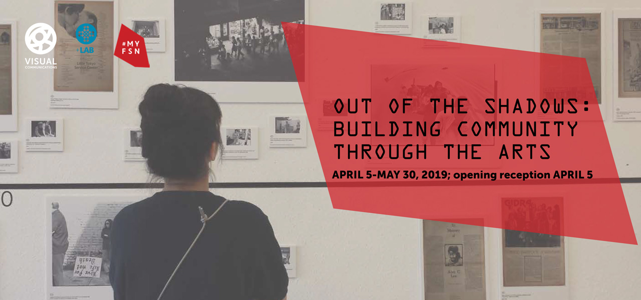 Out of the Shadows: Building Community Through the Arts