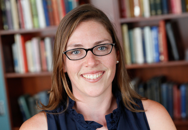 Katharine Gerbner, Lecturer - University of Minnesota, author of Christian Slavery: Conversion and Race in the Protestant Atlantic World.