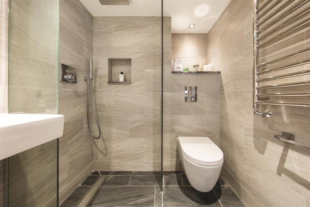 Bathroom renovation SW18