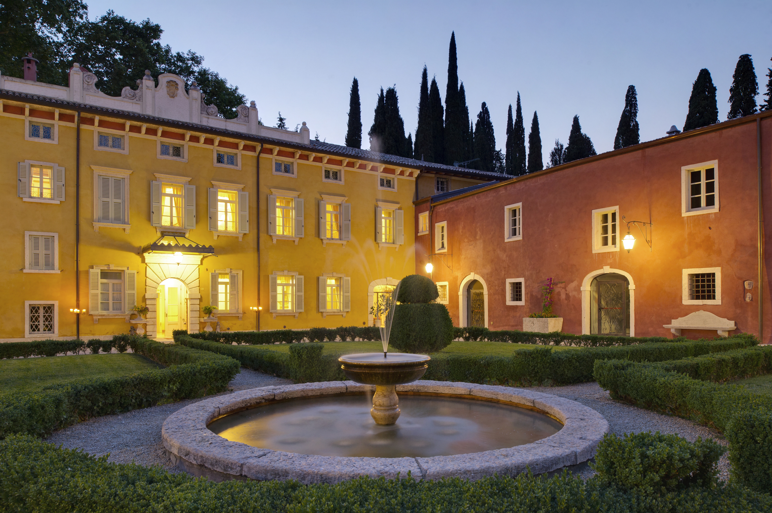 Villa Cordevigo Wine & Relais - Cavaion, Veronese, Italy - Sensi e Diletti's Yoga Wine Tour
