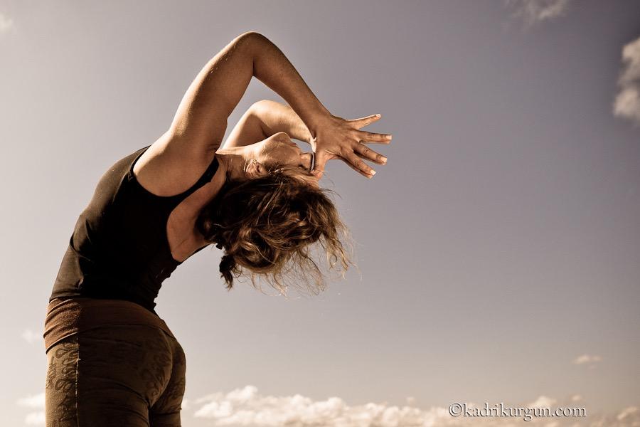 Sarah Sturges Yoga