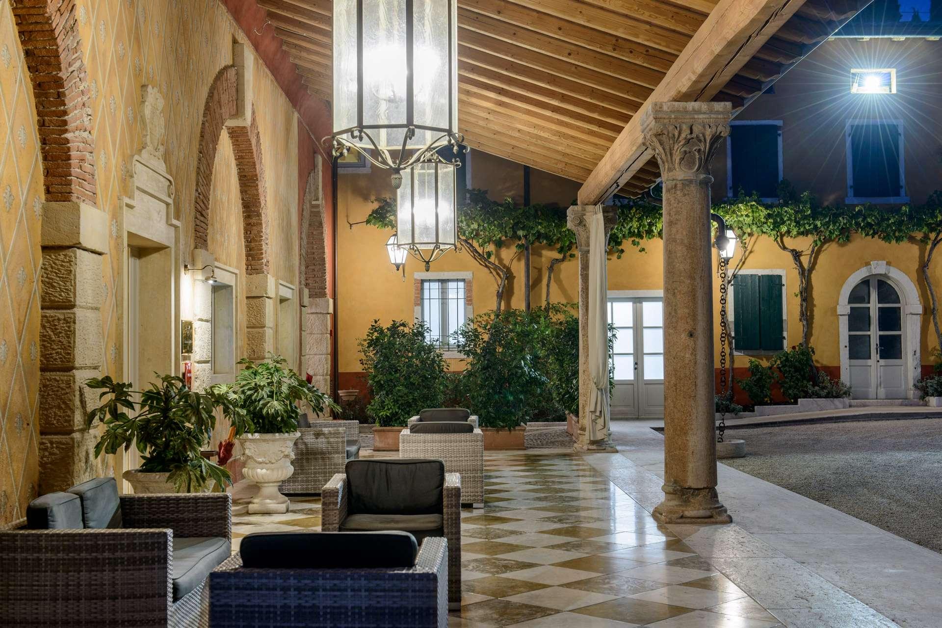 Wine-Relais-Chateaux-Lago-di-Garda-Villa-Cordevigo - Luxury Yoga Wine Tours with Sensi e Diletti