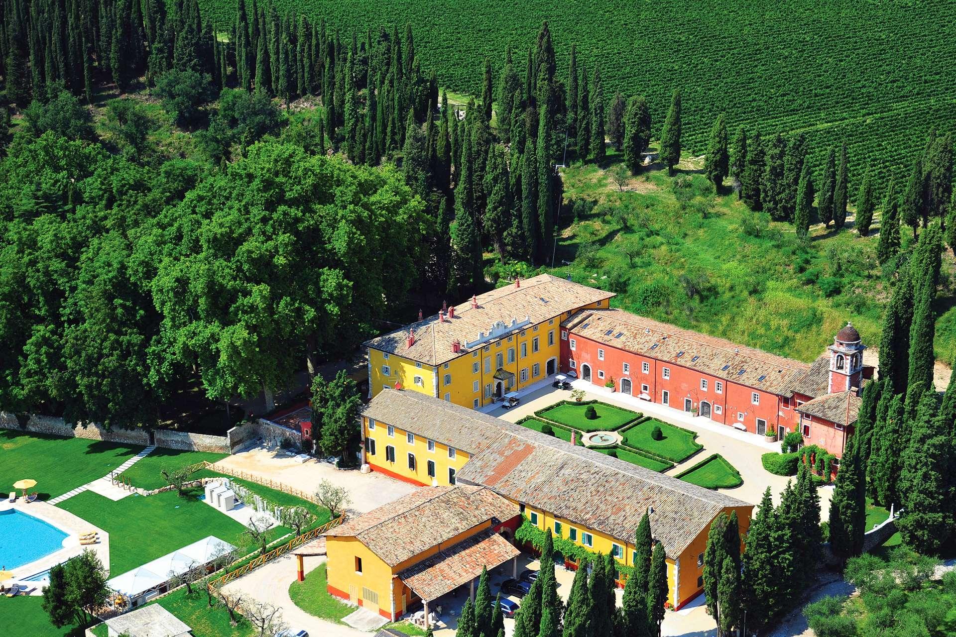 Wine-Relais-Chateaux-Lago-di-Garda-Villa-Italy – Luxury Yoga Wine Tours with Sensi e Diletti