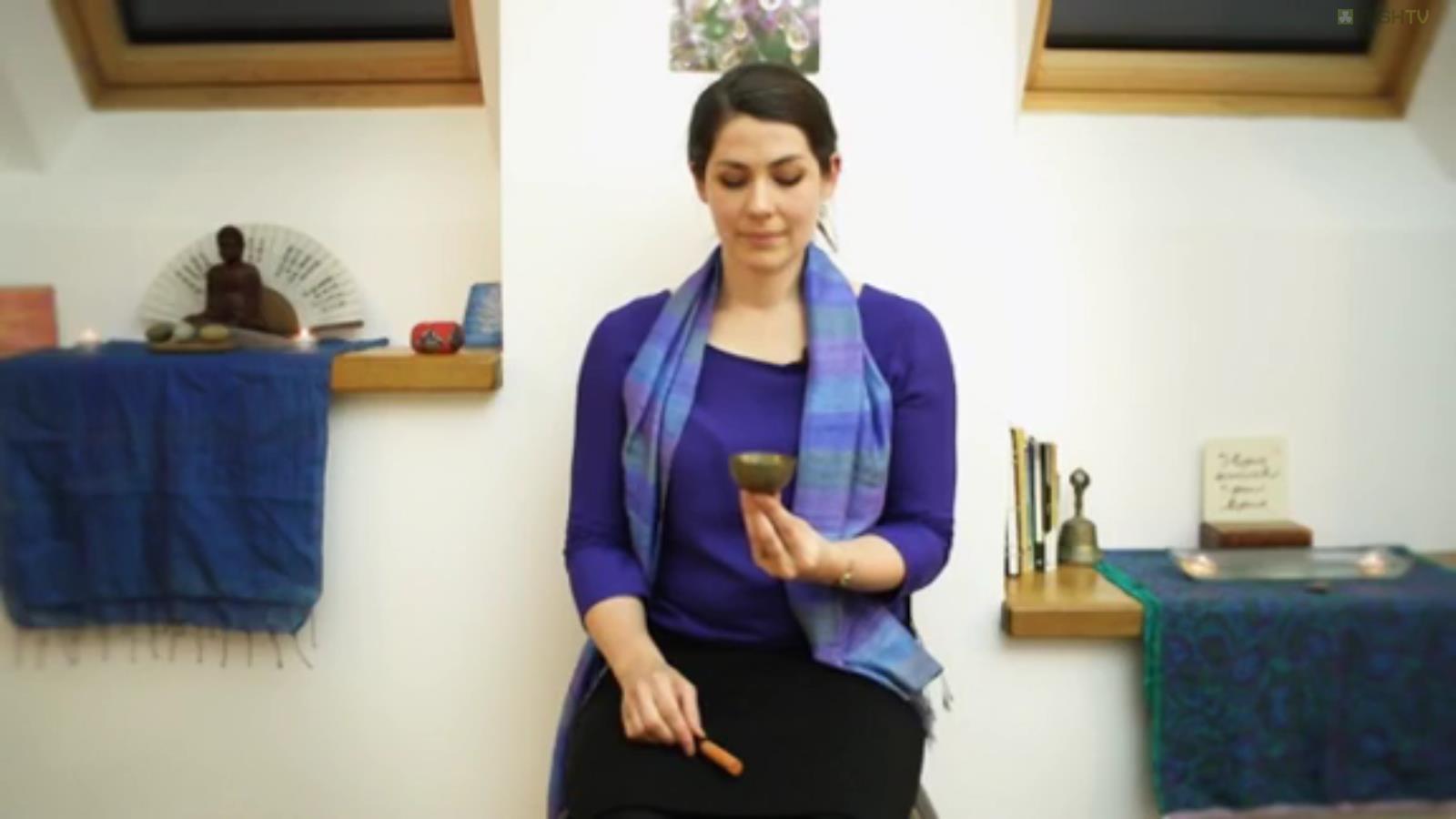 Blue Heron Mindfulness in the media: Irish TV