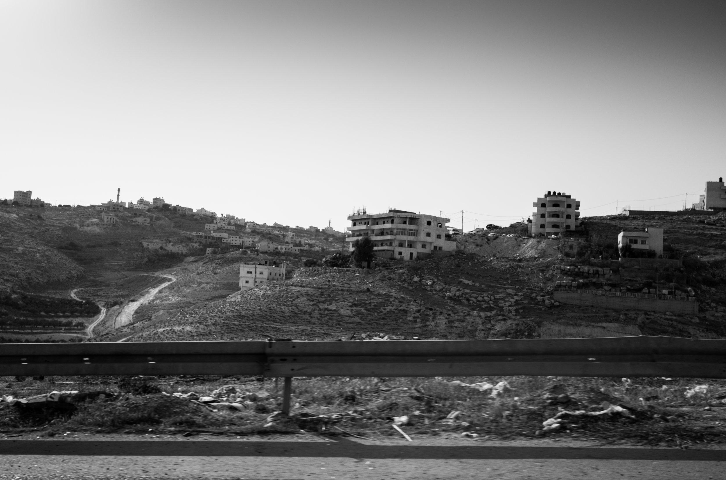 Suburbs, Hebron, 2017
