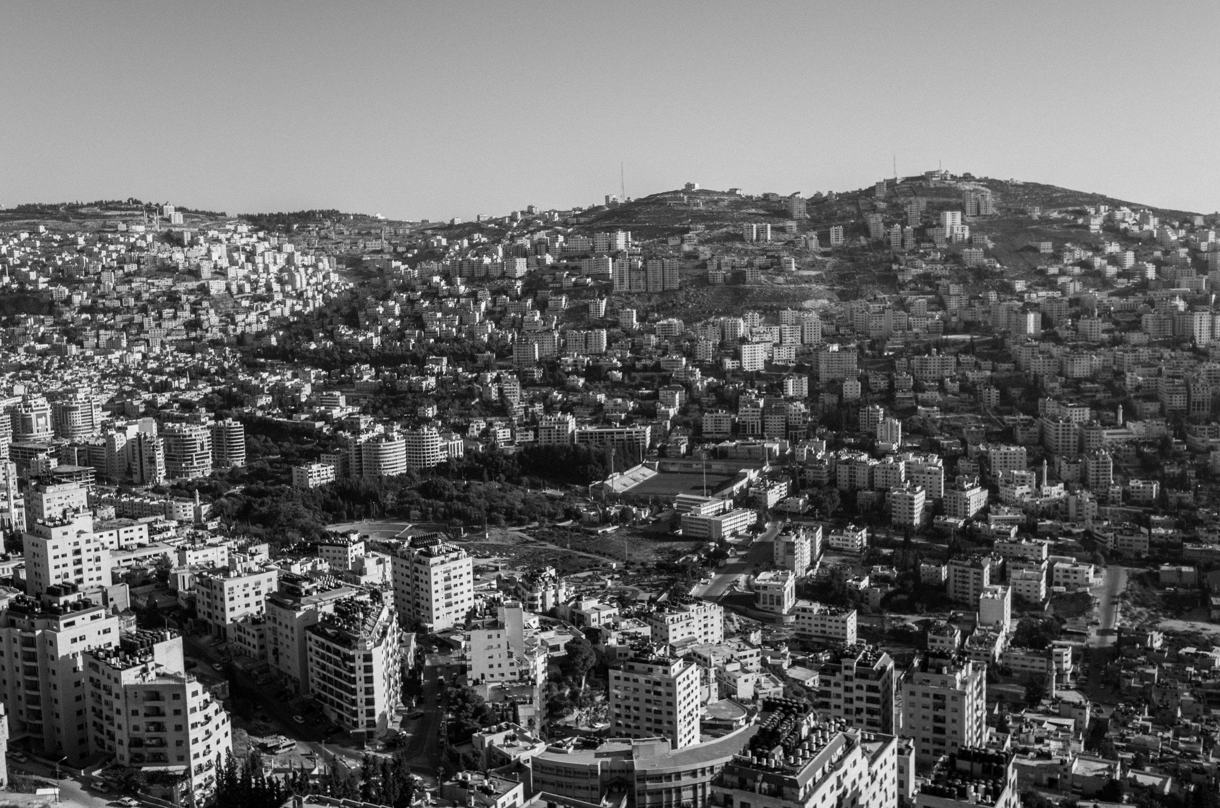 Nablus, 2017