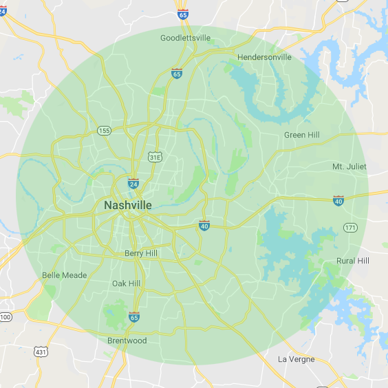 Nashville zipcode map.png