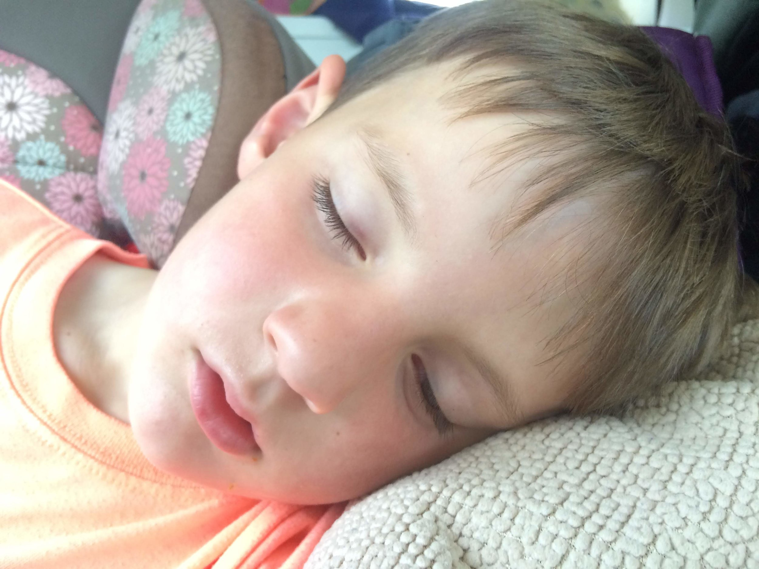 Asleep already?!? C'mom kid - keep up!!
