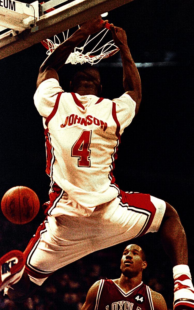 Hometown Hero Larry Johnson