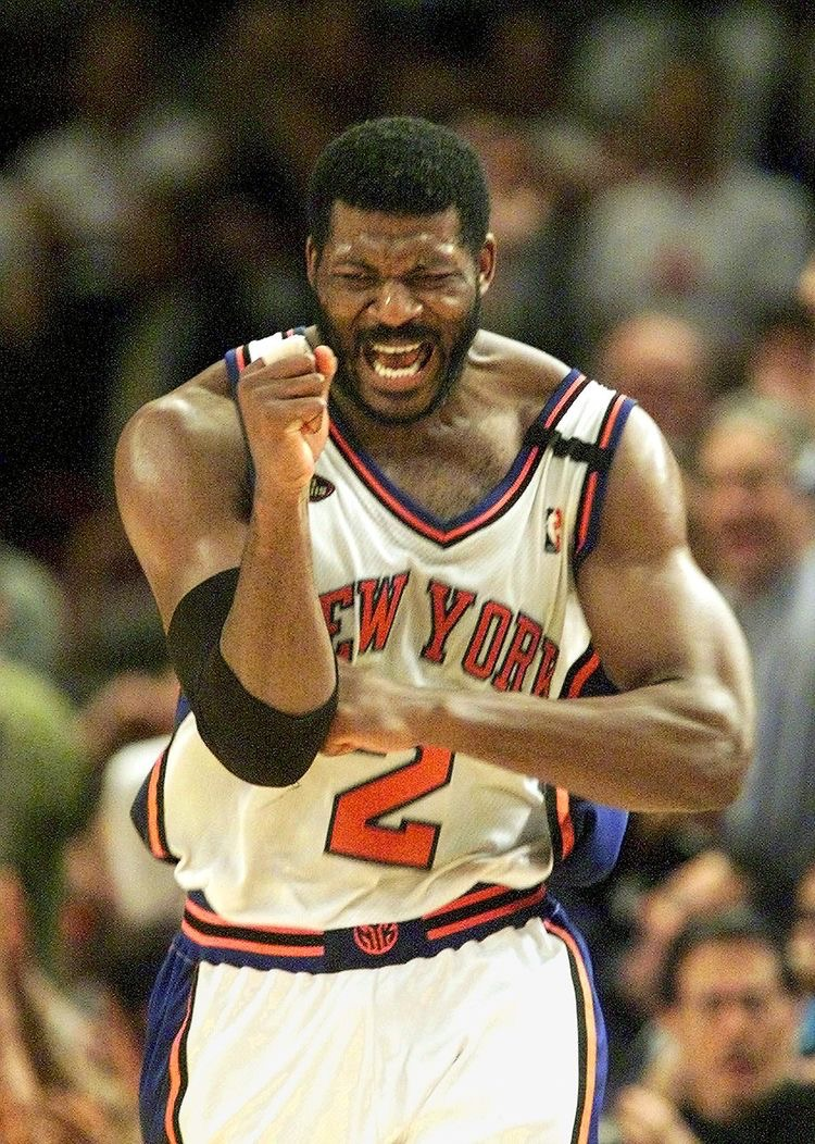Larry Johnson Knicks