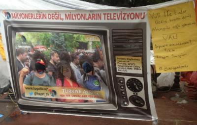Fun at Gezi