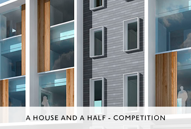 Mowat and Company Townhouse Competition Design