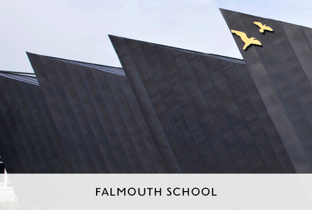 Mowat and Company Design of Falmouth School from CLT