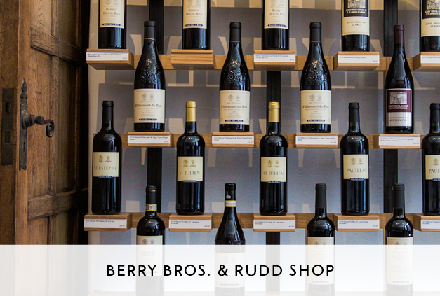 Berry Bros. and Rudd Wine Shop Interior Fit Out