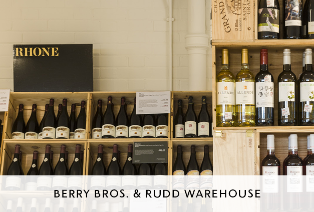 Mowat and Company  Design Warehouse for BB&R Wine Merchants