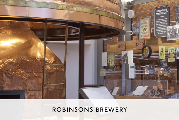 Architects Mowat and Co Design Robinsons Brewery Visitor Centre