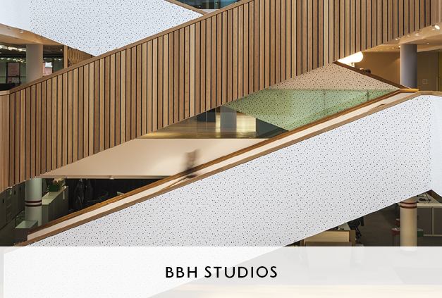 BBH Studios Interior Office Design by Mowat and Company Architects