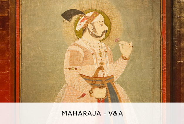 Maharaja's Exhibition at the V&A Designed by Mowat and Company