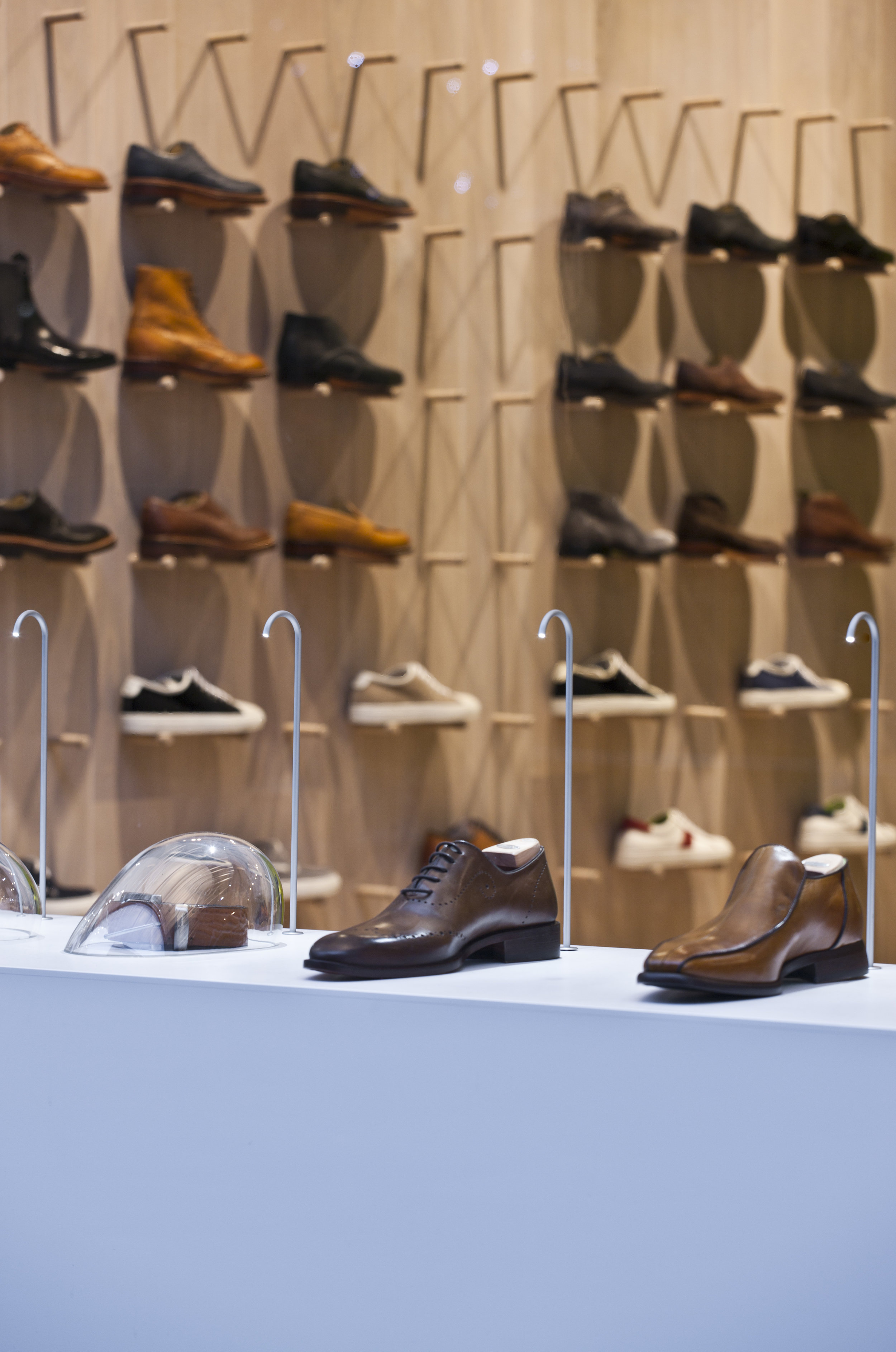Products Photograph of Oliver Sweeney Flagship Store Manchester