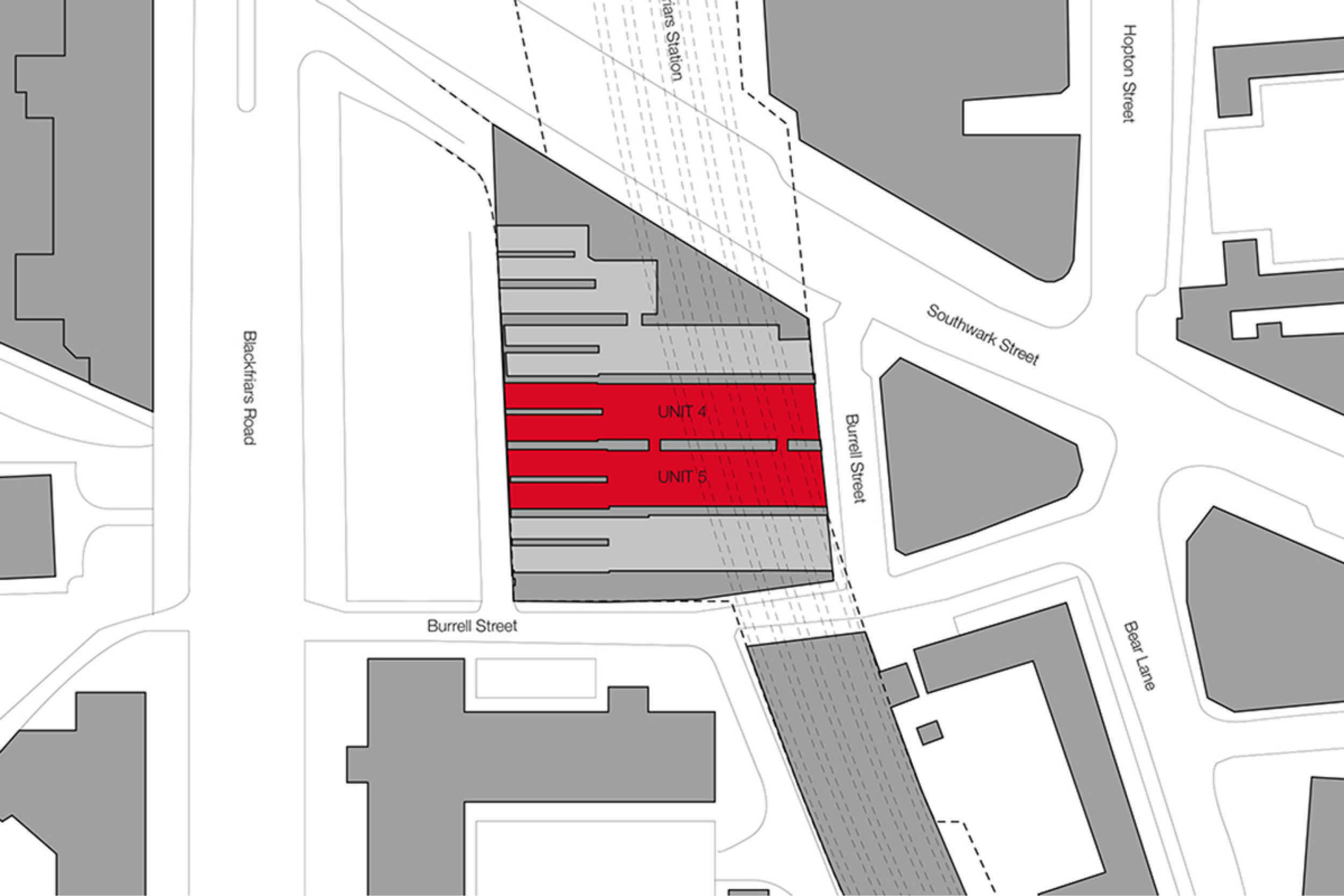 Masterplan Design for NHS Clinic in London