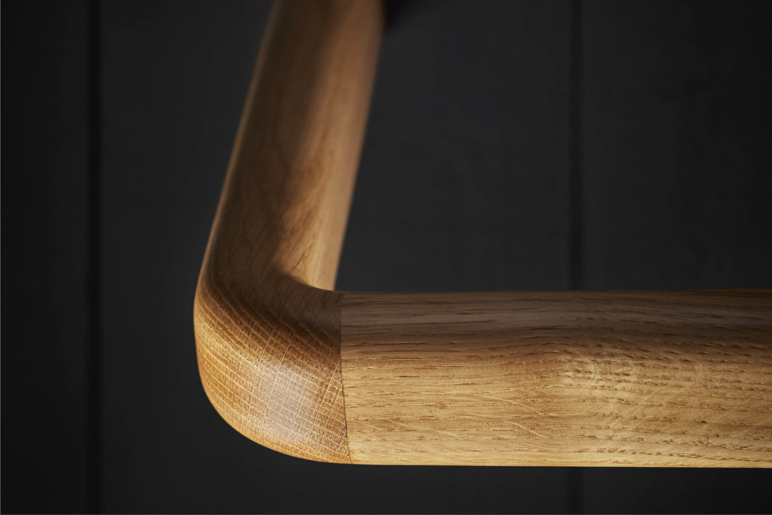 Mowat and Company Design Wooden Handrail