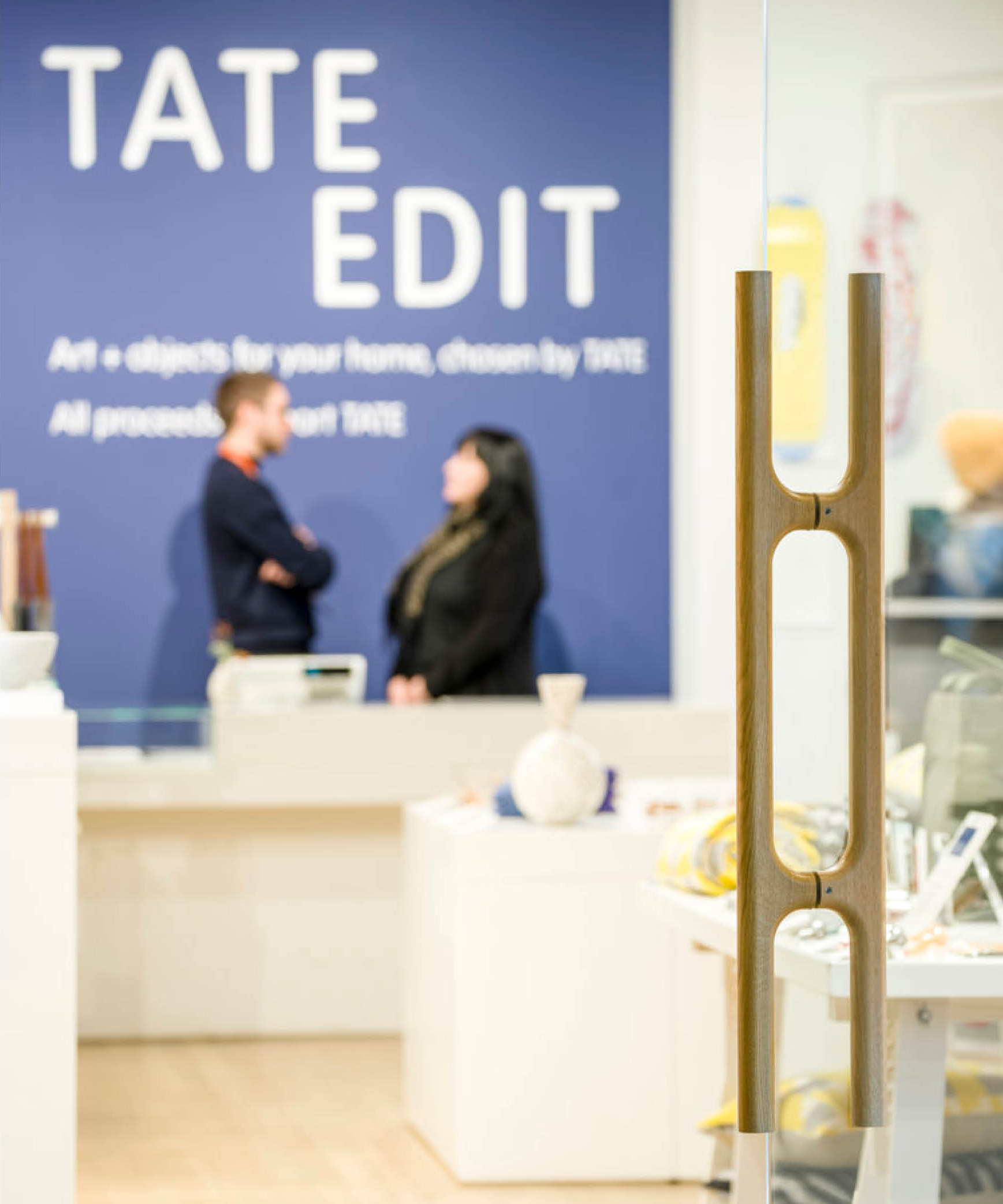 Holt Door Handles on Tate Edit