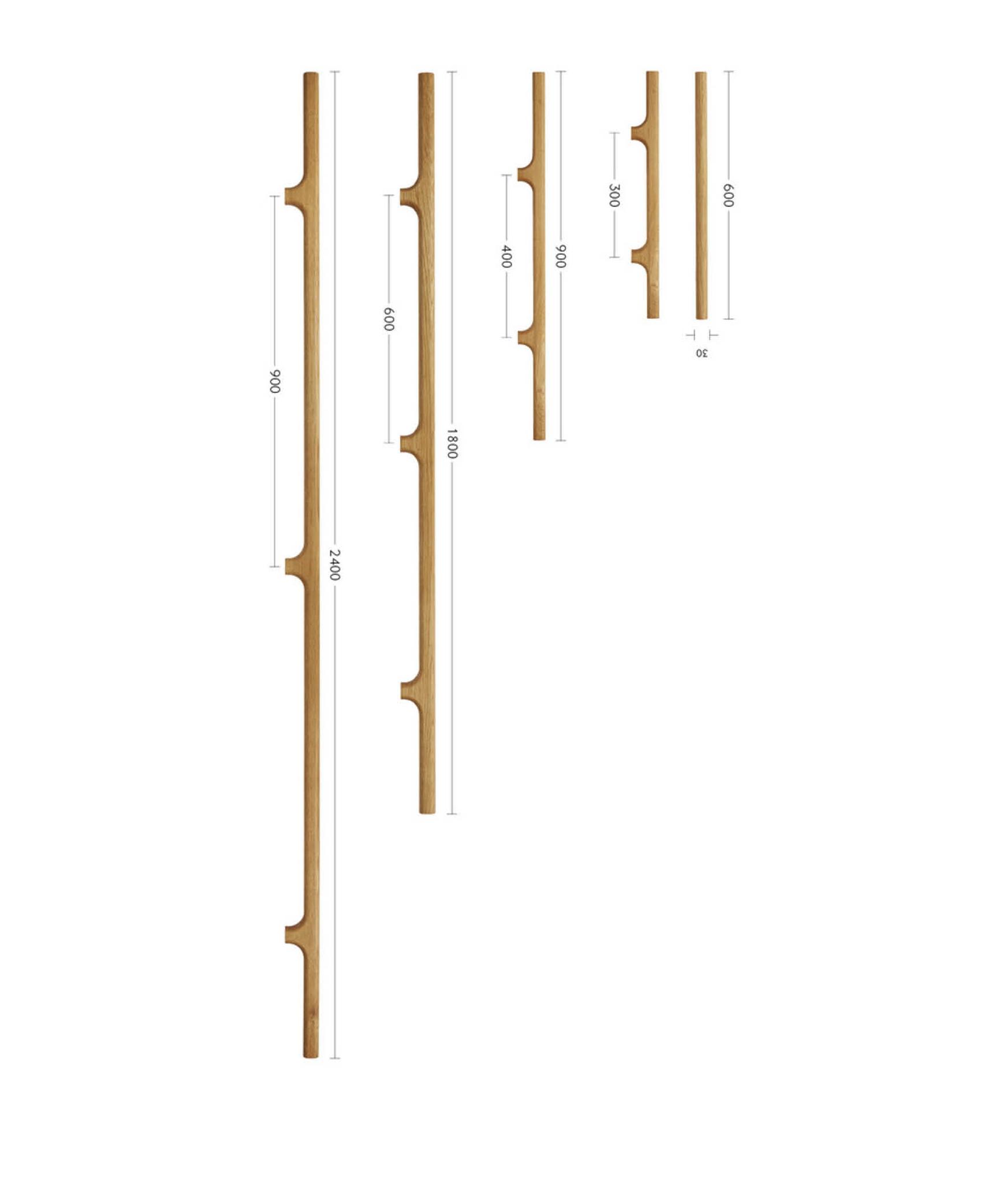 Mowat and Company Design for Wooden Door Handles
