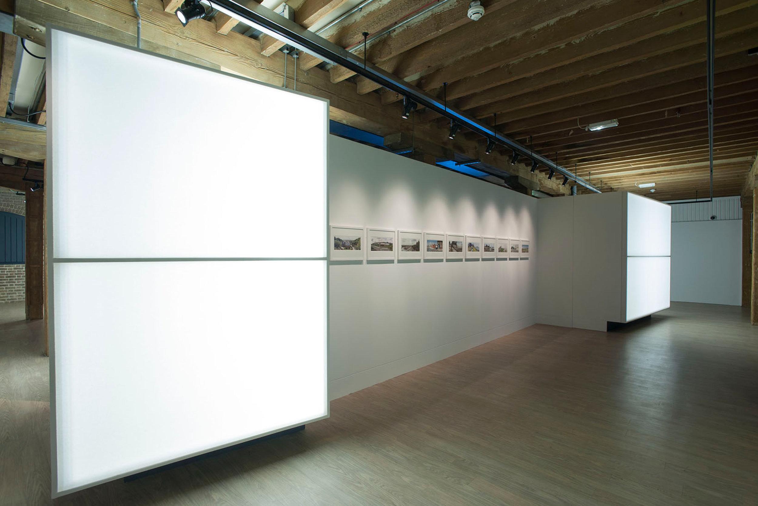Museum of London Estuary Exhibition