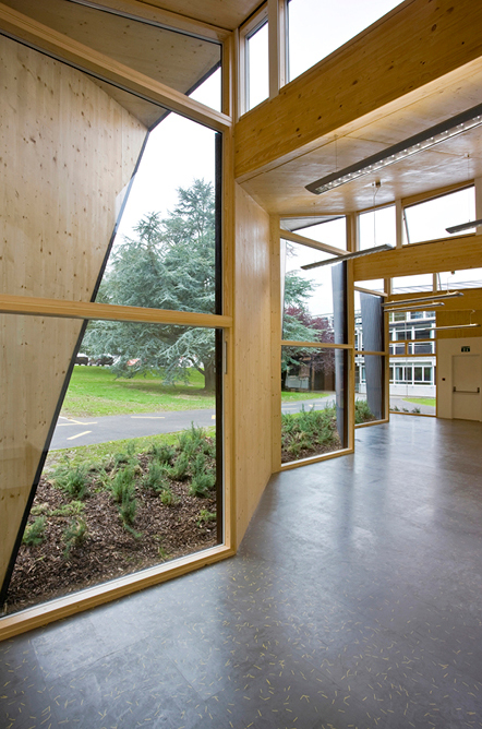Architect M&C Design New Falmouth School Extension