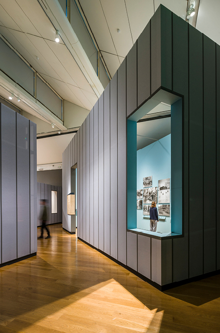 IWM Renewal Exhibition by Mowat and Company Architects