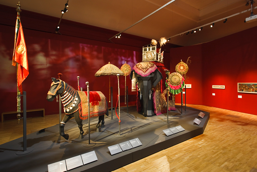Maharajas Exhibition at the V&A