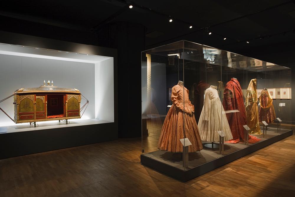 Maharaja's Exhibition Design at the V&A