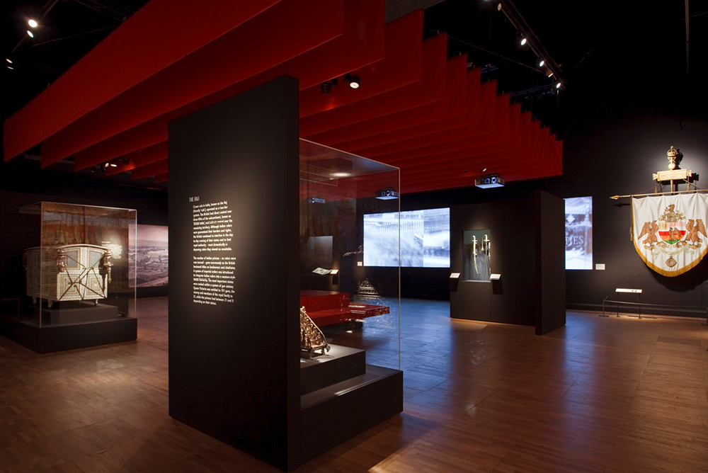 Architects Mowat and Company Design Exhibition for the V&A