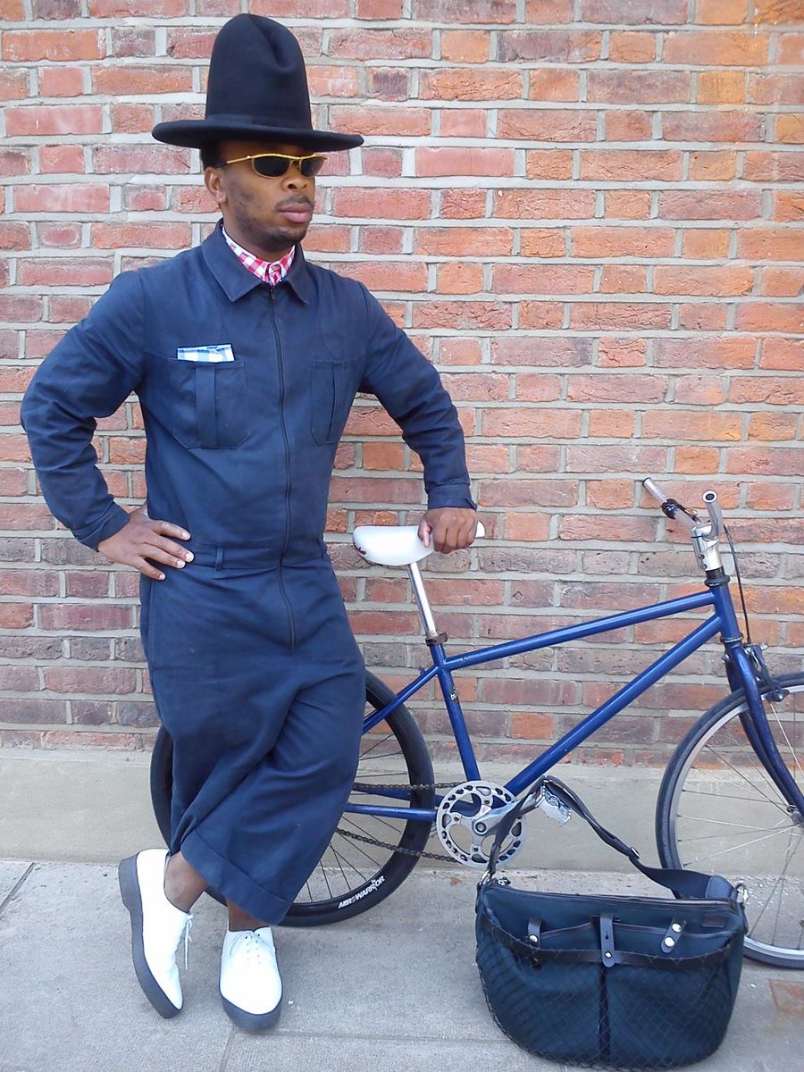 Mowat and Company Architects Share Cycle Friendly Tailoring from Pokit Suits