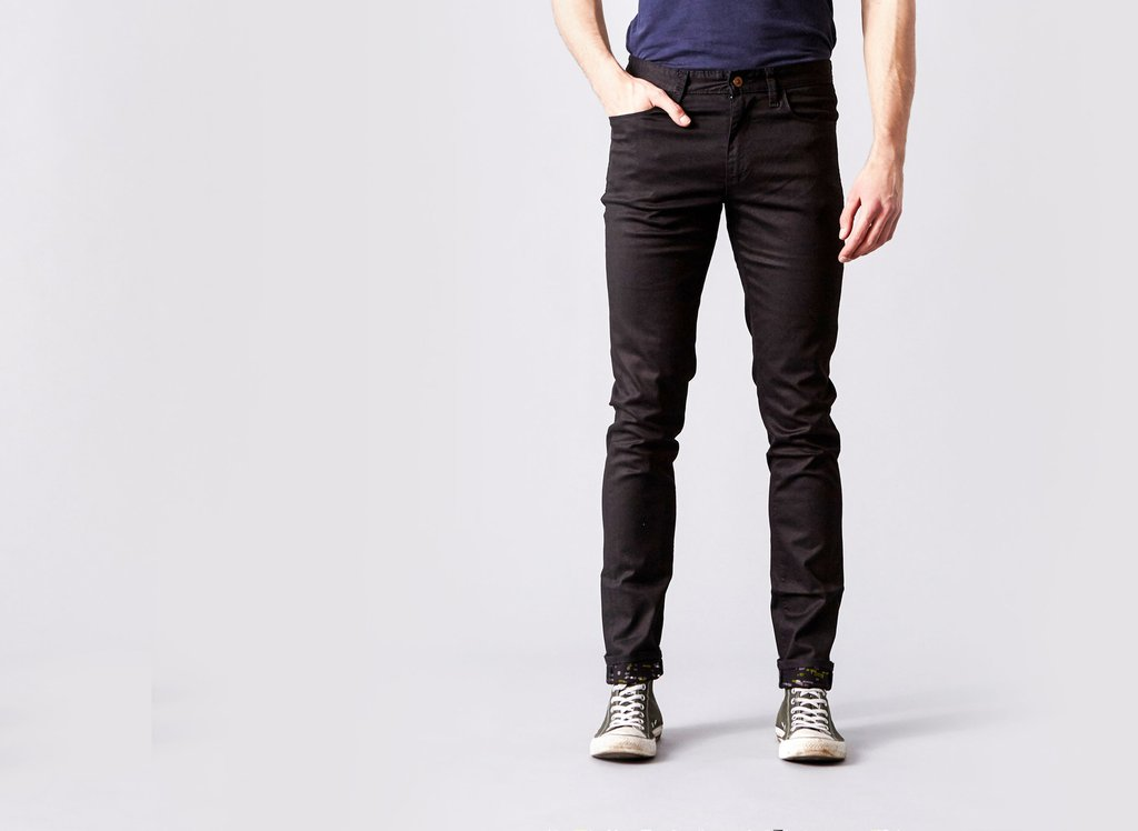 Mowat and Company Architects Share Cycle Friendly Jeans from Hiut Denim